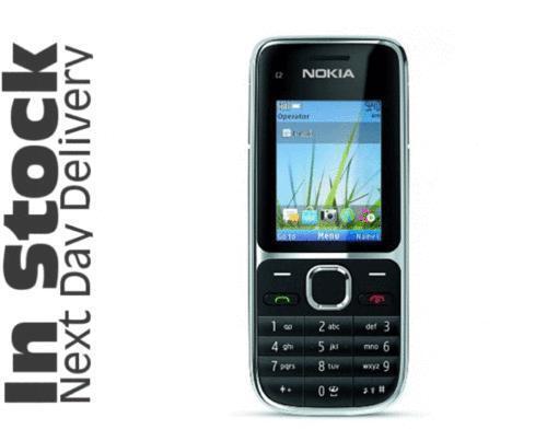 nokia c2 01 mobile phone ebay. Black Bedroom Furniture Sets. Home Design Ideas