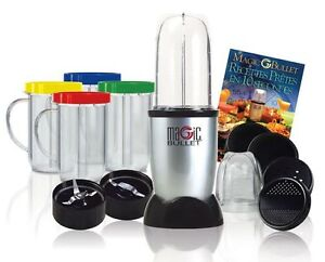 I HAVE AN EXTRA SET OF MAGIC BULLET