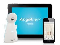 Angelcare monitor Ac1200 smarthphone