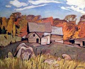 Limited Edition Appraised A. J. Casson Lithographs Cambridge Kitchener Area image 1