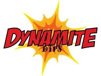 Dynamite Dips Online Raffle PAge