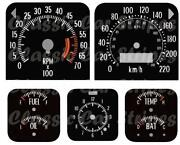 Holden HQ Gauges