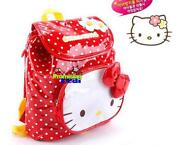 Hello Kitty Red Backpack