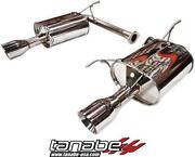 Acura TL Type s Exhaust