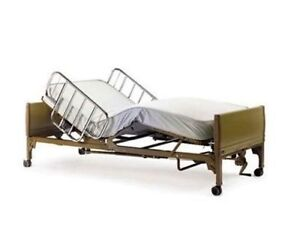 $400 Fully Electric Invacare Hospital Bed (Mattress&Rails incl.)