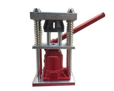 Manual Benchtop Hydraulic Bottle Jack Hose Crimper Hydraulic Hose Crimper Y