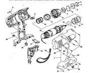 Cordless Drill Motor