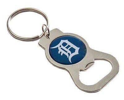 Detroit Tigers Key Chain MLB Baseball