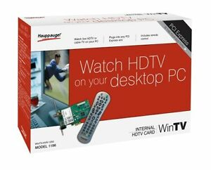 HDTV Card (New)