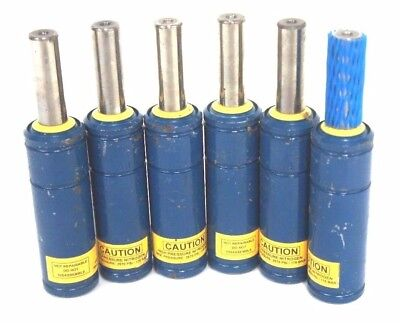 Lot Of 6 New Standfast Ch125 X 38 Nitrogen Gas Spring Cylinders 2570 Max Psi