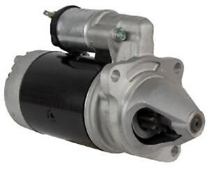 Massey Ferguson Starter Motor All Perkins 3 & 4 Cyl, 35, 65, 135, 148, 360, etc