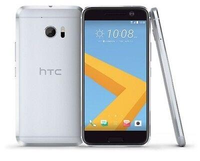 HTC 10 32GB Glacier Silver-tongued (Verizon) Smartphone