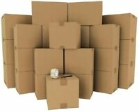 FREE BOXES- Perfect for moving