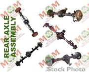 4Runner Rear Axle