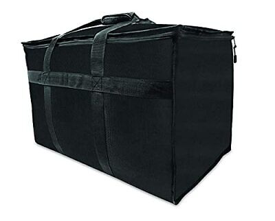 Perfect Food Delivery Bags Black