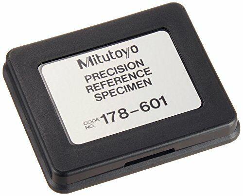 Mitutoyo Precision Reference Specimen MT178-601 Japan