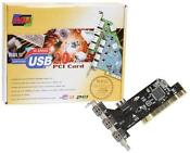 USB PCI Card Low Profile