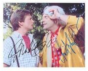 Back to The Future Signed