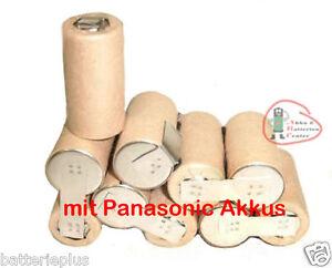 Akkupack für Hilti  12V  3000mAh Ni-MH SFB121  SF121A  SFB126 zum Selbsteinbau