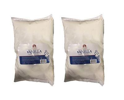 Soft Serve Mix, 2 Bags X 6 Lbs, Vanilla Ice Cream Mix, Ch...