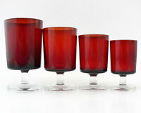 Verrerie ''Arcoroc'' par Luminarc - Vintage Luminarc Glasses