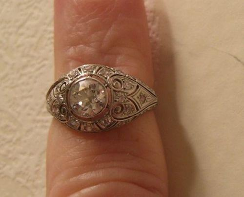Topic Sieglinde photo ring vintage very well