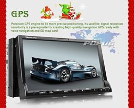 Win 8 Car Stereo 7inch Double Din GPS