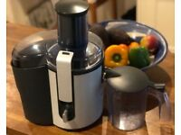 Phillips Juicer HR 1861 - Aluminium finished (Used) in Good condition