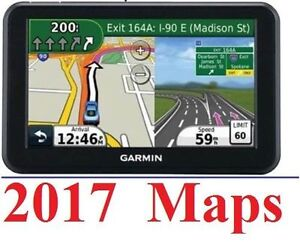 GPS Garmin À LOUER Carte/Map EUROPE 2017.20 FOR RENT