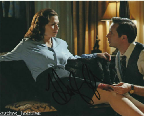Hayley Atwell Agent Carter Autographed Signed 8x10 Photo COA #3
