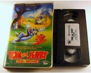 Tom and Jerry VHS