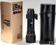 400mm Lens