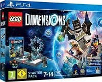 Lego Dimensions Starter Pack Playstation 4 ( Ps4 ) -  - ebay.it