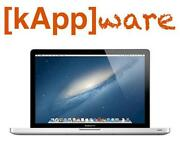 MacBook Pro 17 I7
