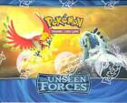 EX Unseen Forces Pokémon Sealed Booster Packs