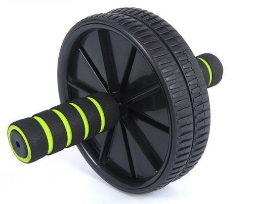 ab roller wheel abdominal exercisers ebay. Black Bedroom Furniture Sets. Home Design Ideas