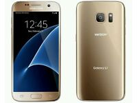 Brand new Samsung Galaxy S7 32gb in Gold, unopened in box, still sealed, Unlocked