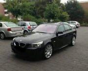 BMW E60 Federn