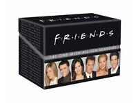 Complete FRIENDS DVD Box Set (30 Discs)