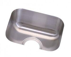 Revere Stainless Steel Sinks : Revere RCFU1210 12