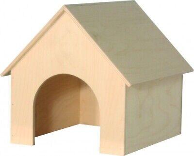 Casa para Roedores Con Lanzada Guinea Casa Cobayas Kaninchenhaus (01115)