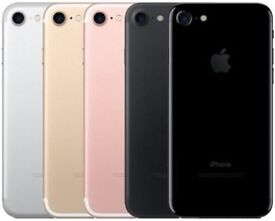 IPhone 7 128Gb - Unlocked All Networks - All Colours