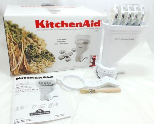 Kitchenaid Pasta Press Ebay