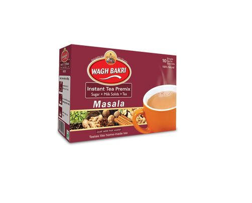 Wagh Bakri Instant Tea Premix Masala | Direct from India | Indian Tea