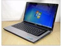 Dell Studio 1557 i7-Q720 Quad ,8GB Ram, 260Gb hdd , Windows 7/10
