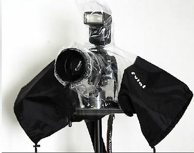 Rain Cover Camera And Lens Protector Universal UK Seller