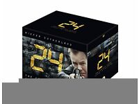 24 box set dvds