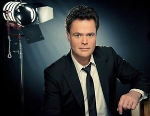 Donny Osmond at Fallsview Casino!