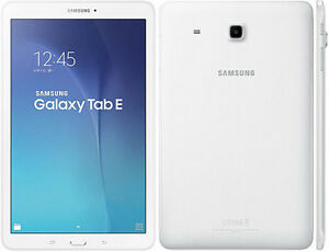 "Samsung Galaxy Tab E 9.6"" Tablet 16GB -- BRAND NEW!!"