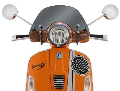 Vespa Tinted Flyscreen for Vespa GTS, GTS Super and GT200 656044